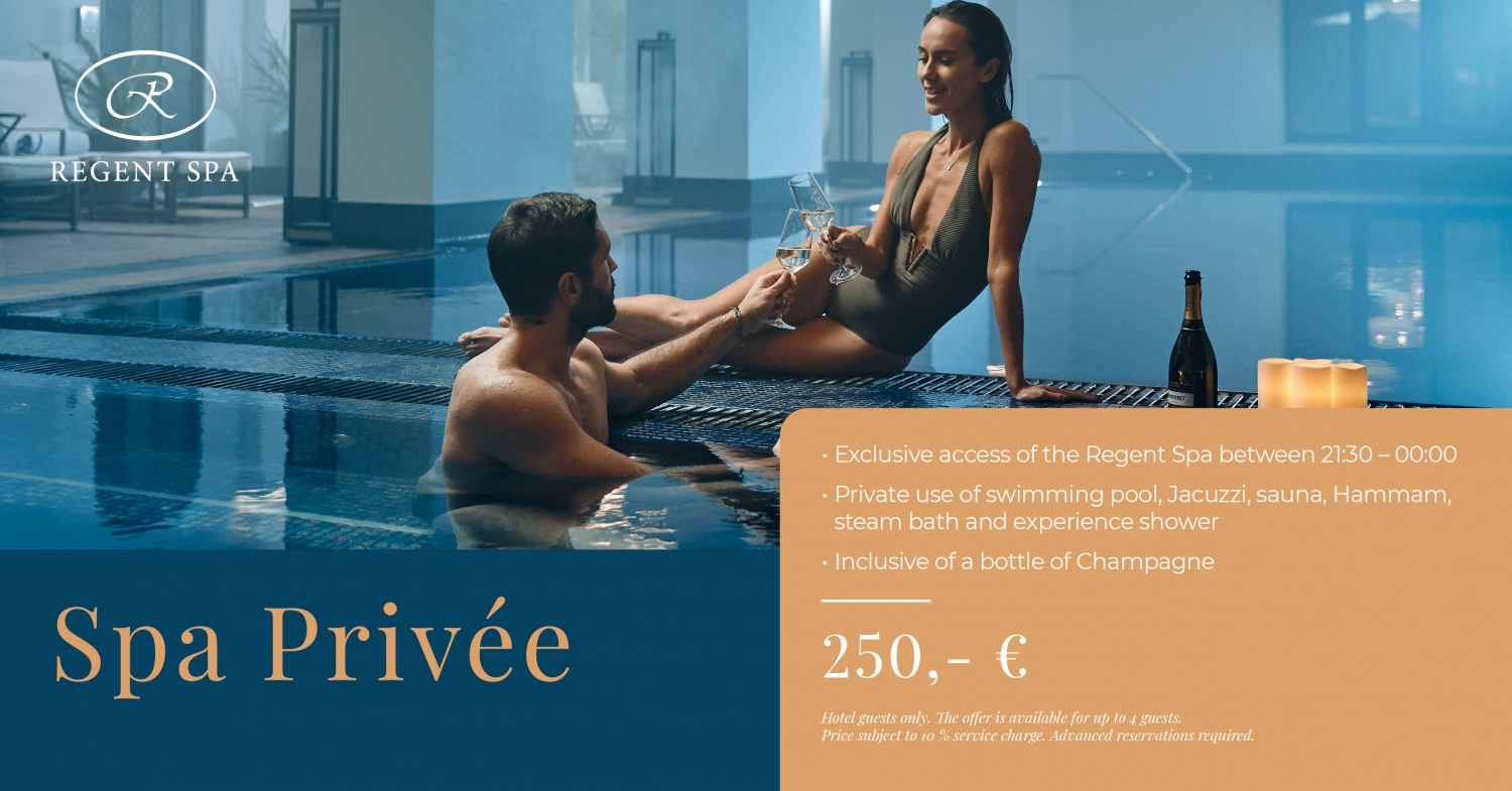 Private Spa Offer at Regent Porto Montenegro