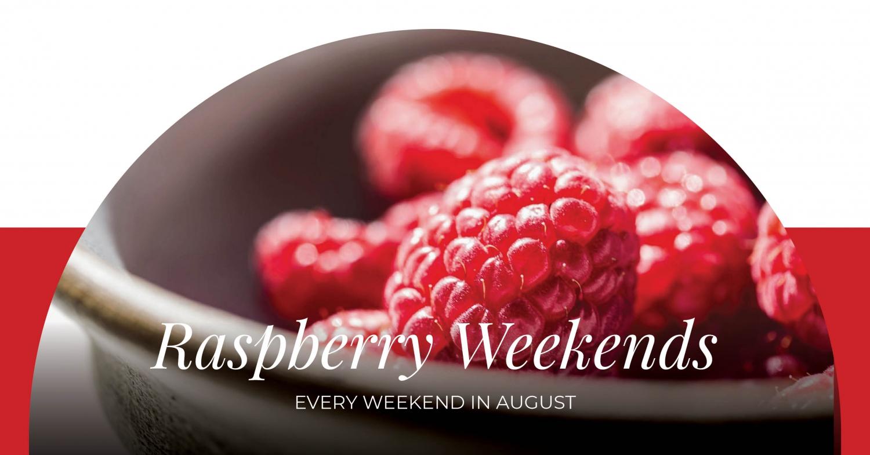 Raspberry Weekends at Regent Porto Montenegro