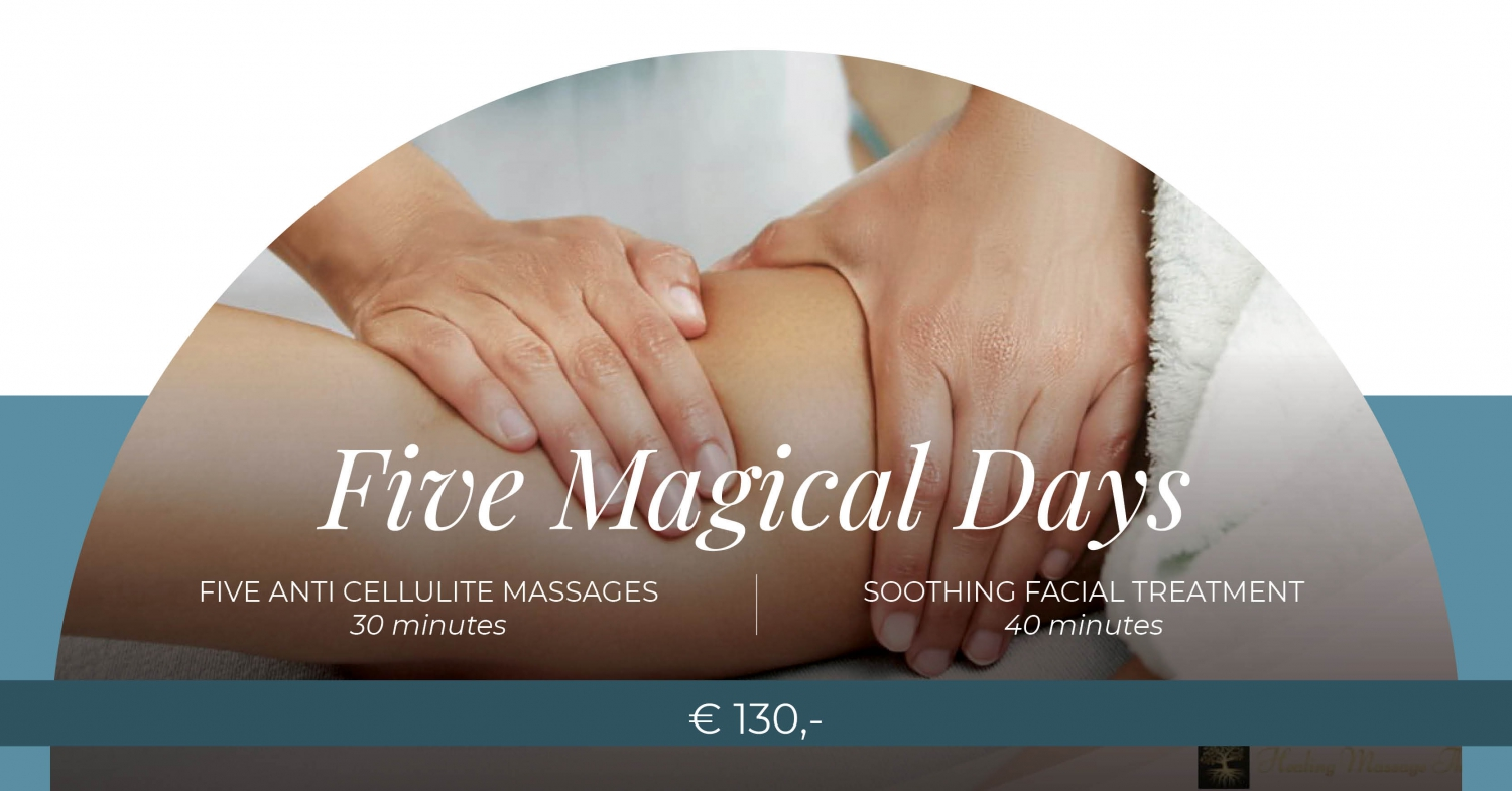 Regent's Special Spa Offers - Five Magical Days