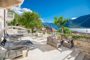 Special Offer: 5-Day Stay at Conte Perast