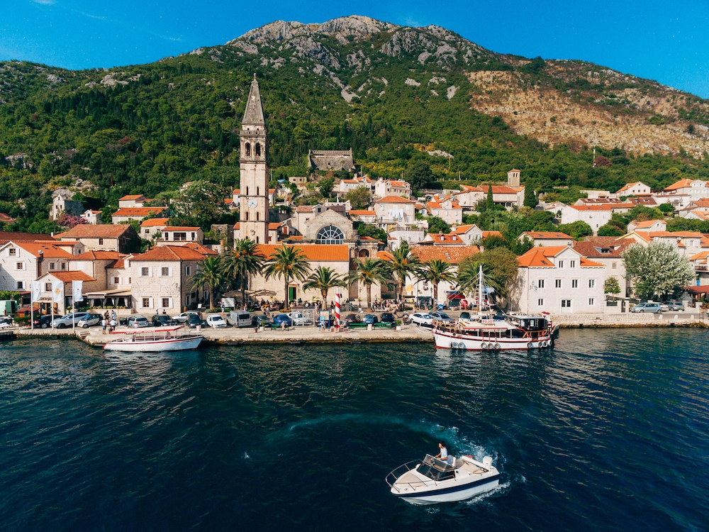 Special offer in July at Hotel Conte Perast