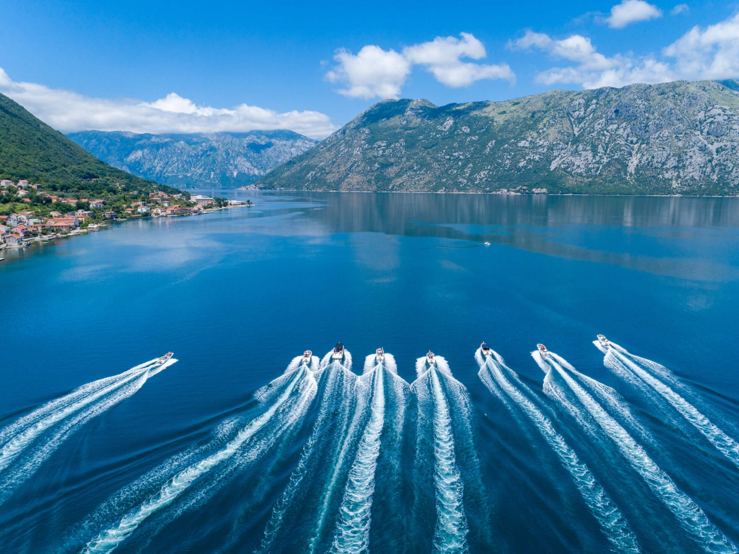 Special Tours: Bay of Kotor Blue Cave Adventure