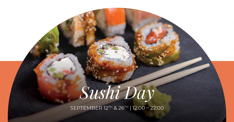 Sushi Day at Regent Porto Montenegro