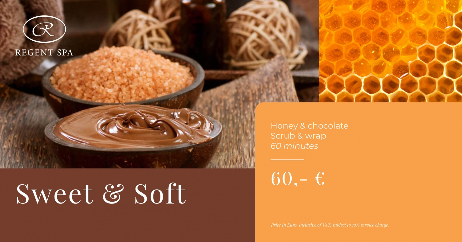 Sweet and Soft Autumn Offer by Regent Spa