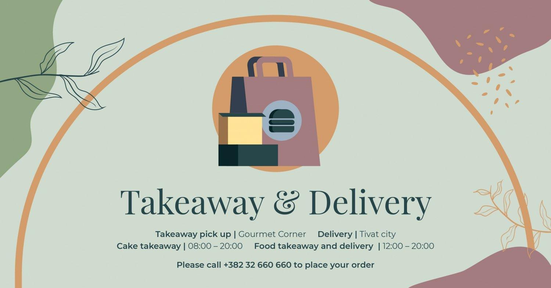 Takeaway & Delivery at Regent Porto Montenegro