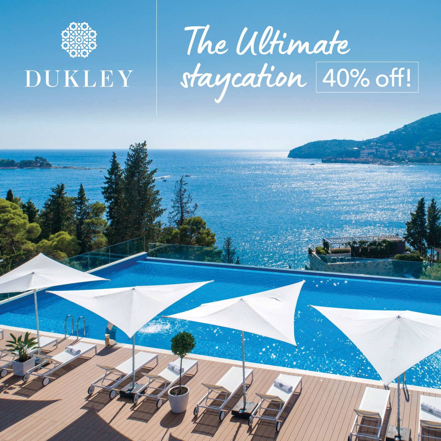 The Ultimate Staycation by Dukley Hotel & Resort