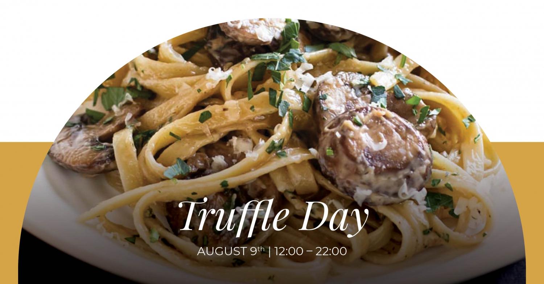 Truffle Day at Regent Porto Montenegro