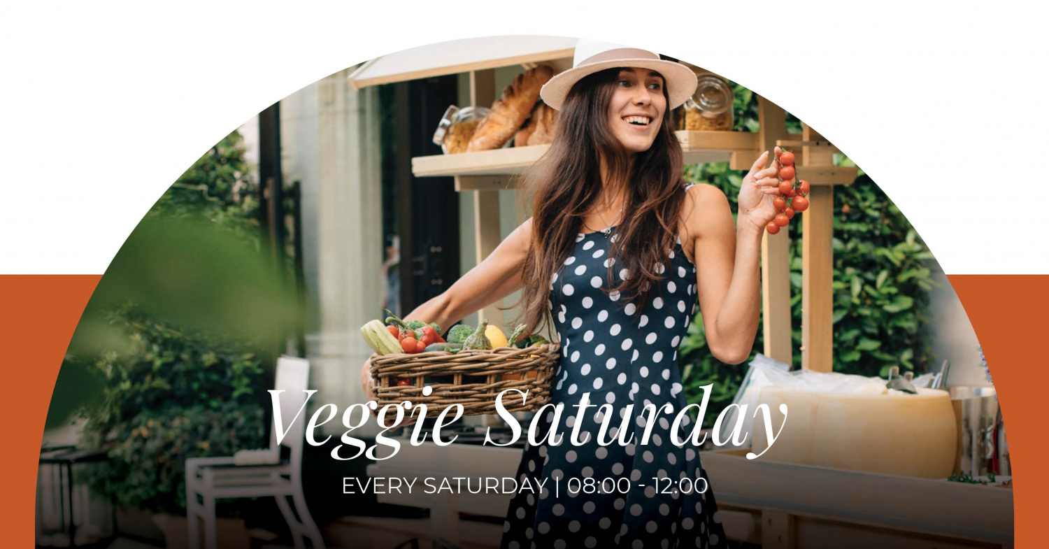 Veggie Saturday at Regent Porto Montenegro
