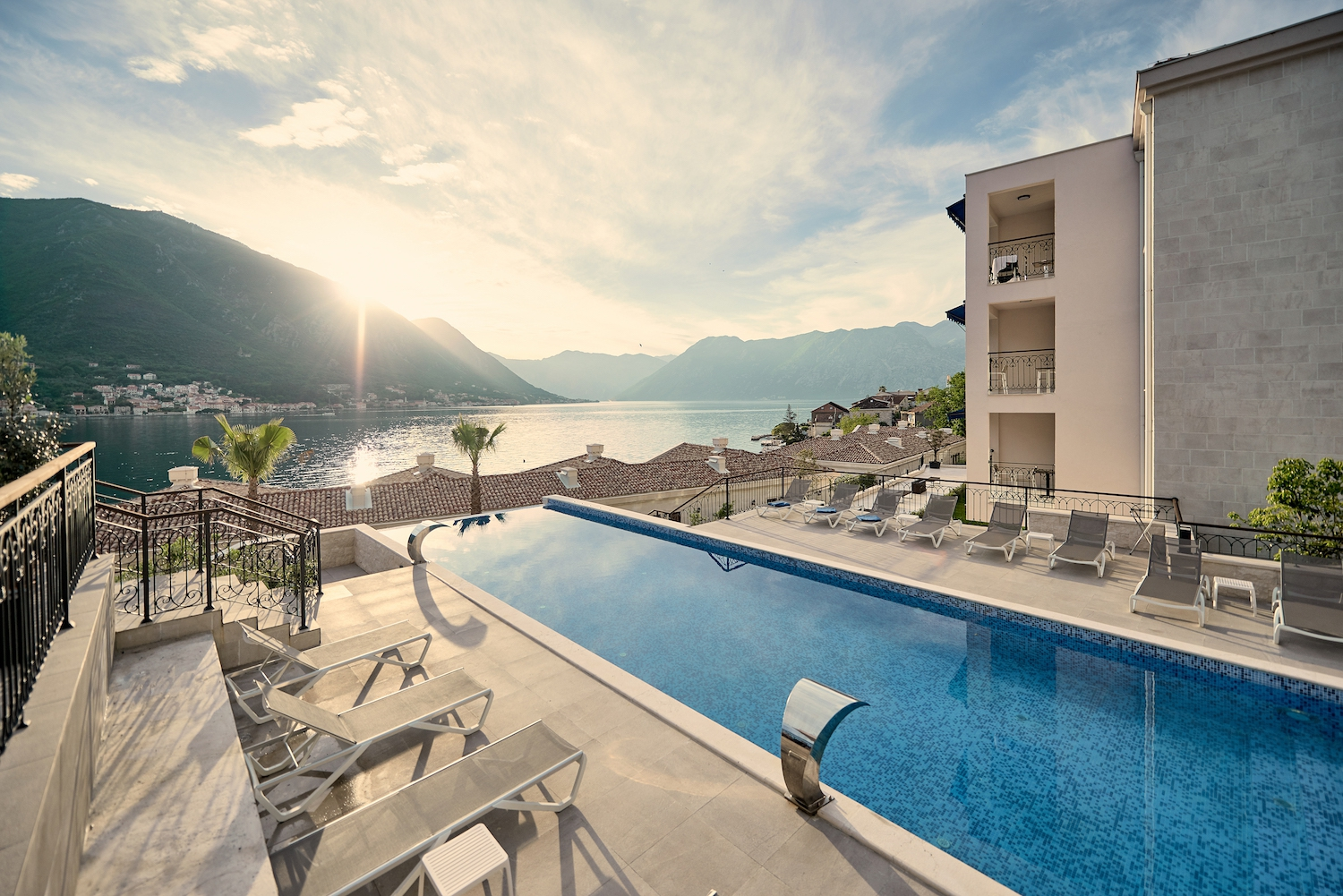 Warm September Retreat at Huma Kotor Bay