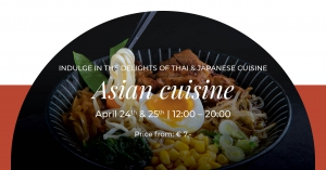 Asian Cuisine at Gourmet Corner