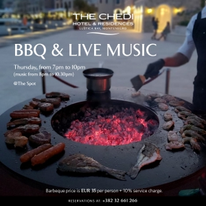 BBQ & Live Music at The Spot