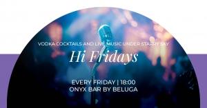 Hi Fridays by Regent Porto Montenegro