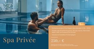 Private Spa Offer at Regent Porto Montenegro