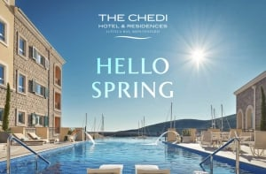 Special Offer: 'Hello Spring' by The Chedi Lustica Bay