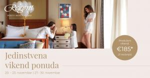 Unique Weekend Offer at Regent Porto Montenegro