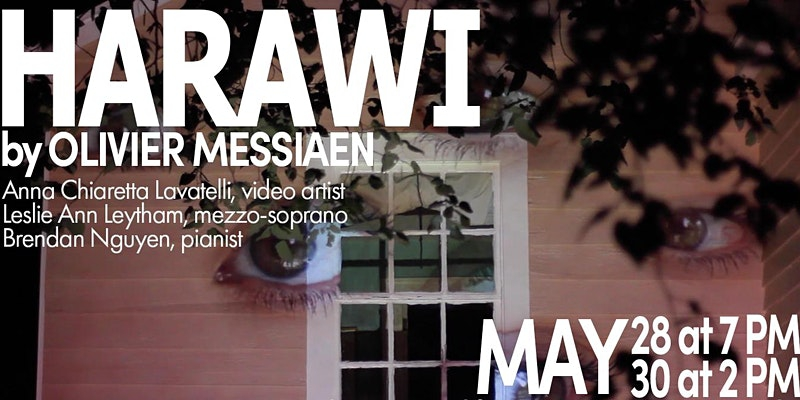 HARAWI by Olivier Messiaen LIVE!