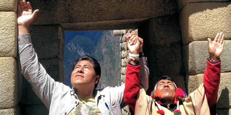 Private Healing Ceremony with Washington Gibaja