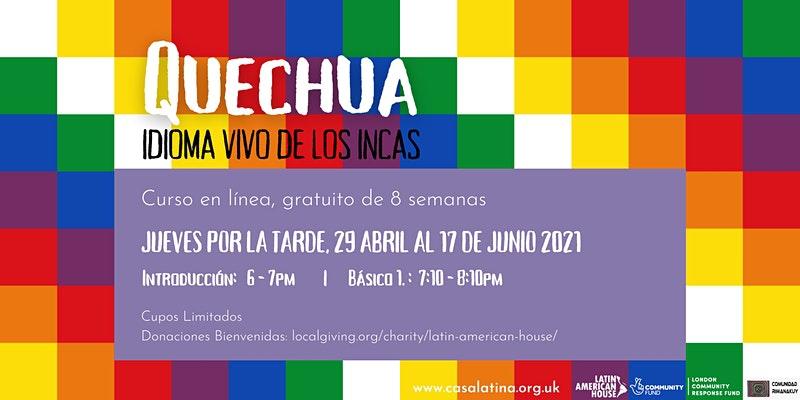 Quechua Classes - Basic 1