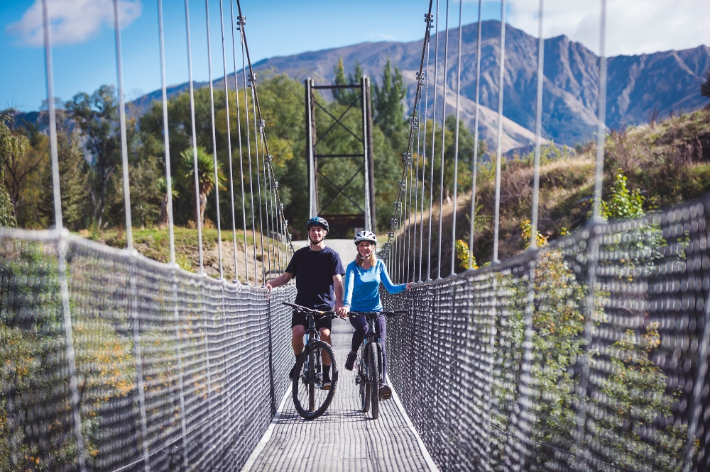 Around The Basin Queenstown - Mountain Bike Hire and Tours
