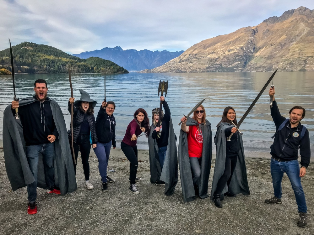 Lord of the Rings Tours Queenstown