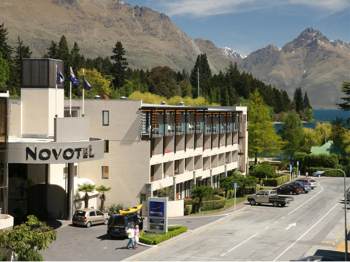Novotel Queenstown Lakeside Functions