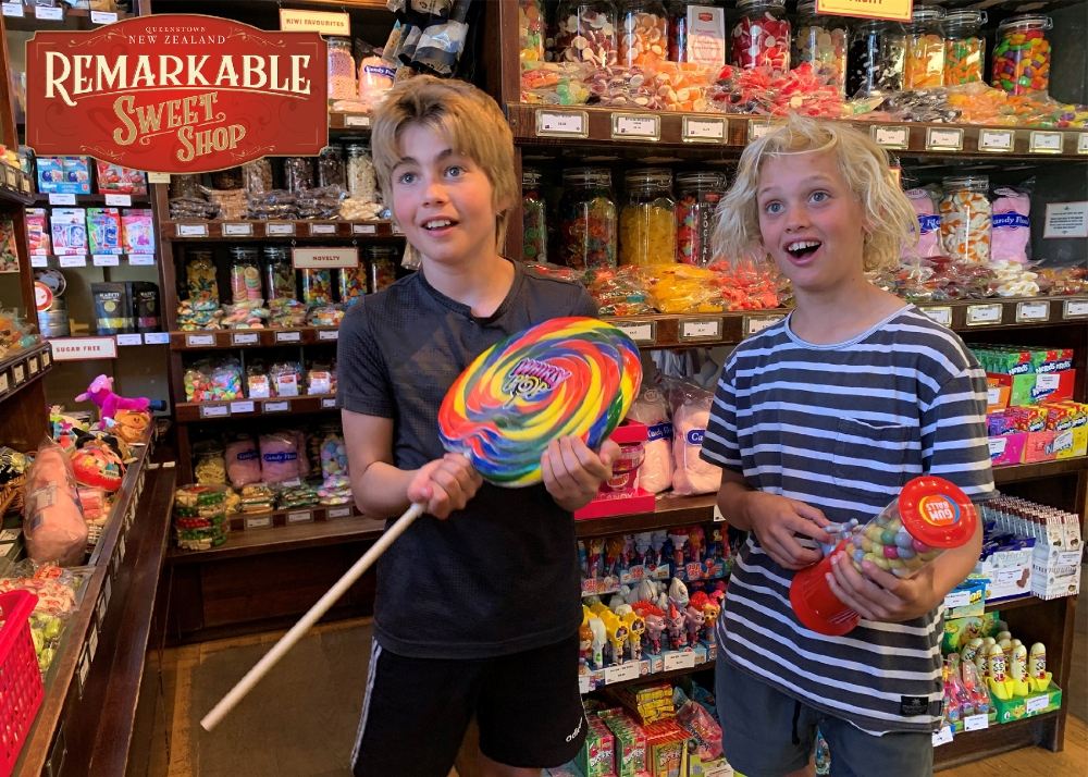 Remarkable Sweet Shop