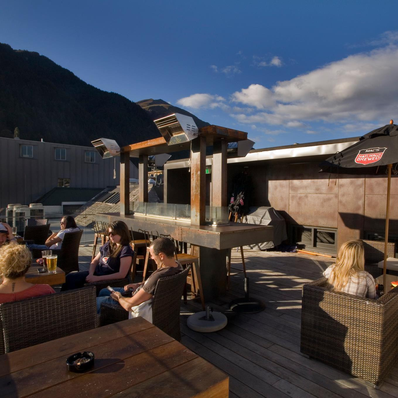 Surreal Bar & Restaurant