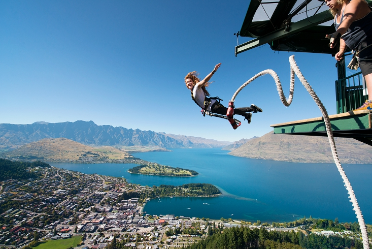 The Ledge Bungy