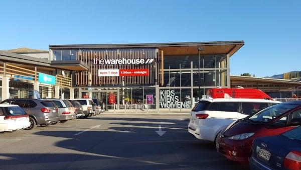 The Warehouse Queenstown