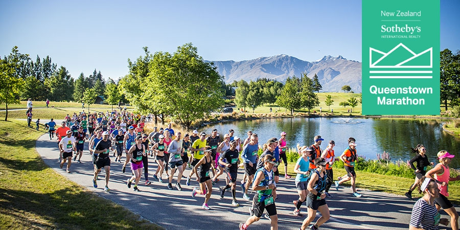 New Zealand Sotheby's International Realty Queenstown Marathon