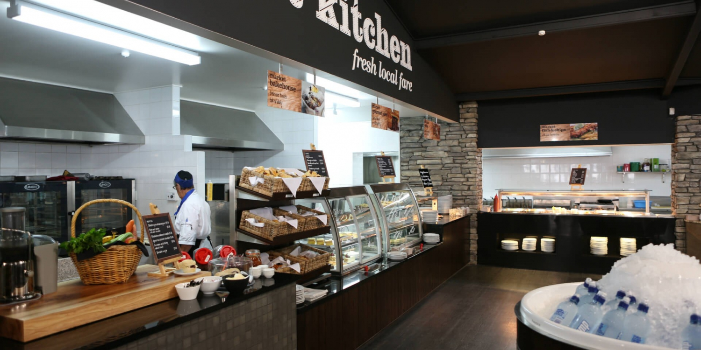 Food Market Kitchen Cafe