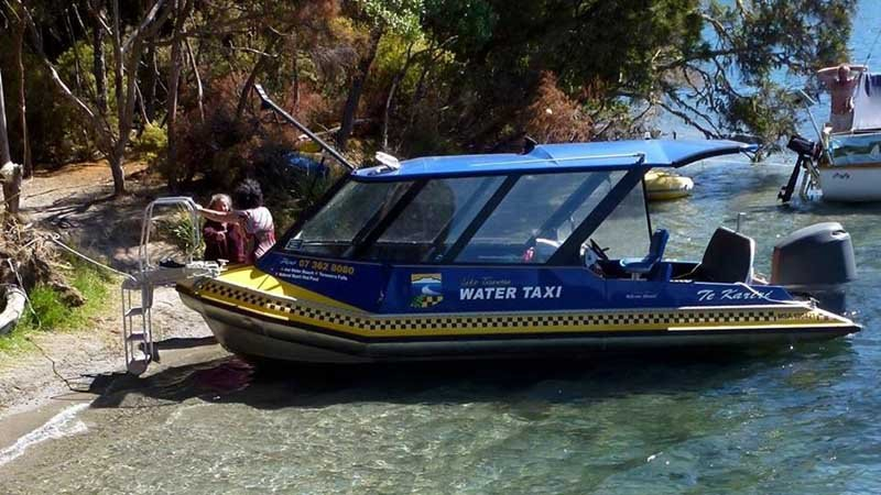 Lake Tarawera Water Taxi & Eco Tours