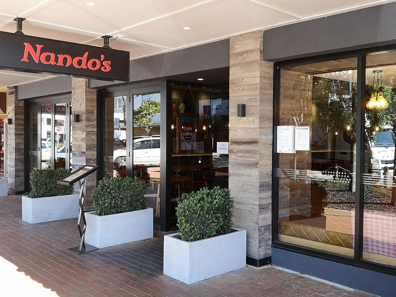 Nando's Rotorua