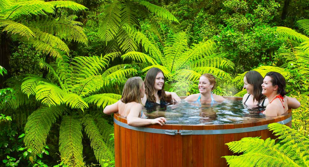 Secret Spot Hot Tubs