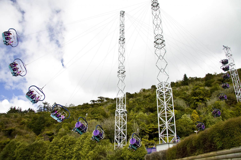 Top Rotorua Adrenaline Activities