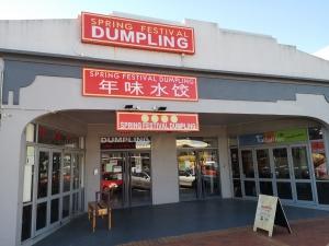 Spring Festival Dumpling