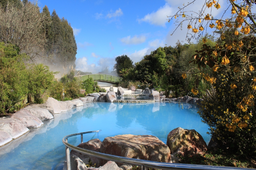 Wairekei Terraces and Thermal Health Spa