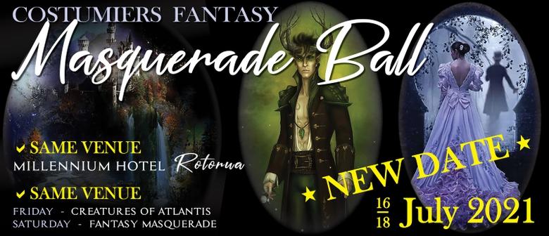 Costumiers Fantasy Masquerade Ball