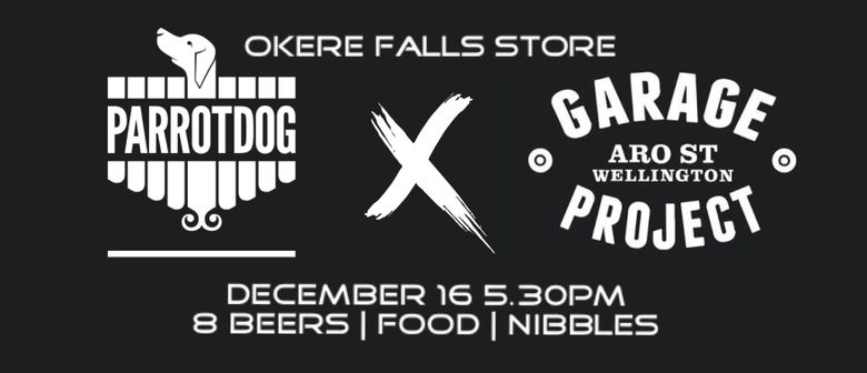 Meet the Brewery #4 - Garage Project + ParrotDog