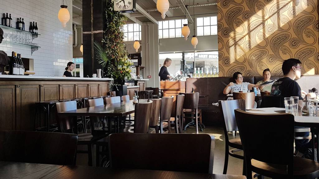 Floriditas Café and Restaurant