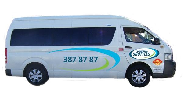 Wellington Combined Shuttles
