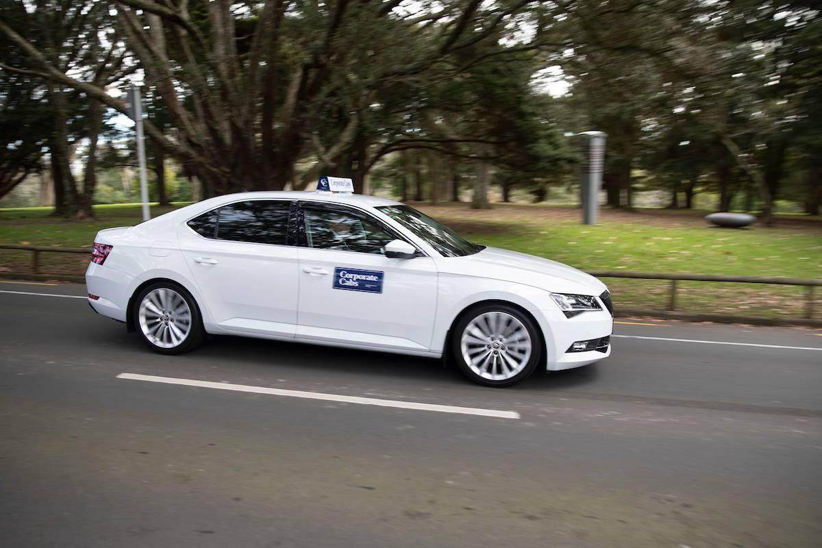 Wellington Corporate Cabs