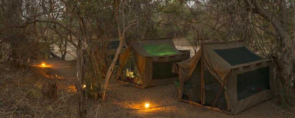 Chitake Tented Camp