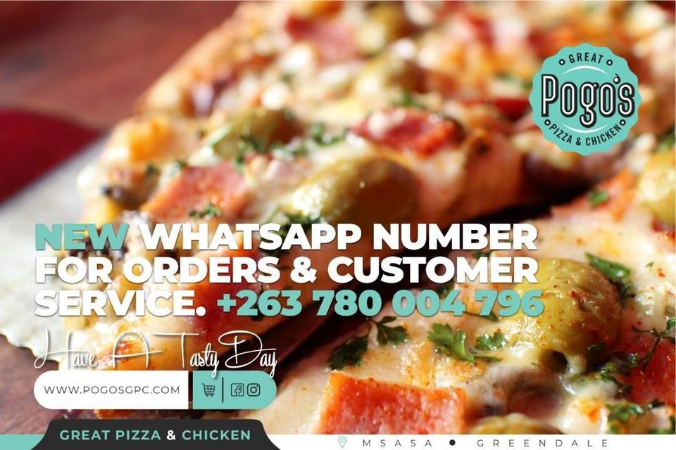 Pogo's Great Pizza and Chicken
