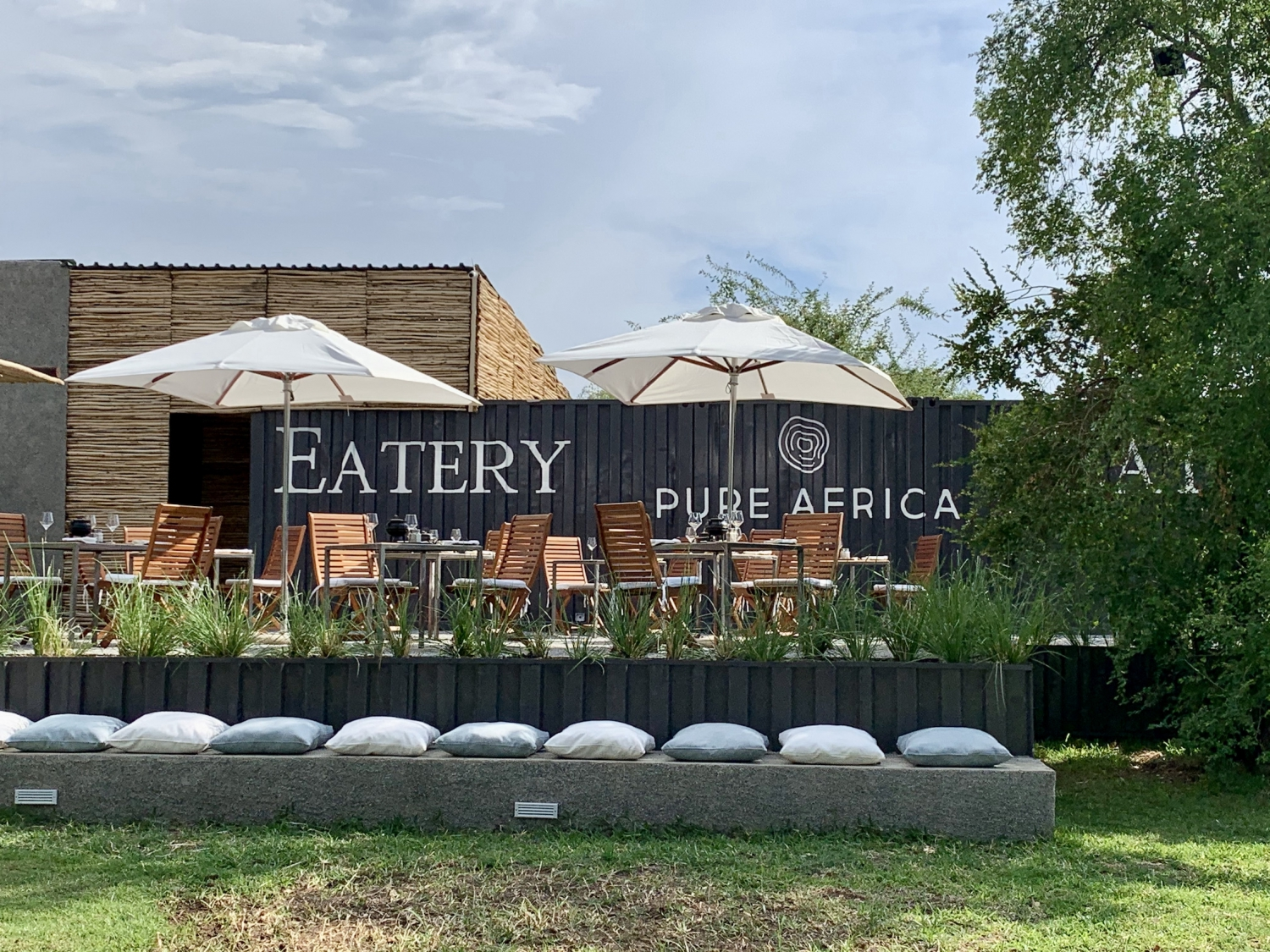 Pure Africa - The Eatery Dining Experience