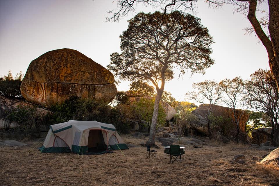 Shumba Tented Camp