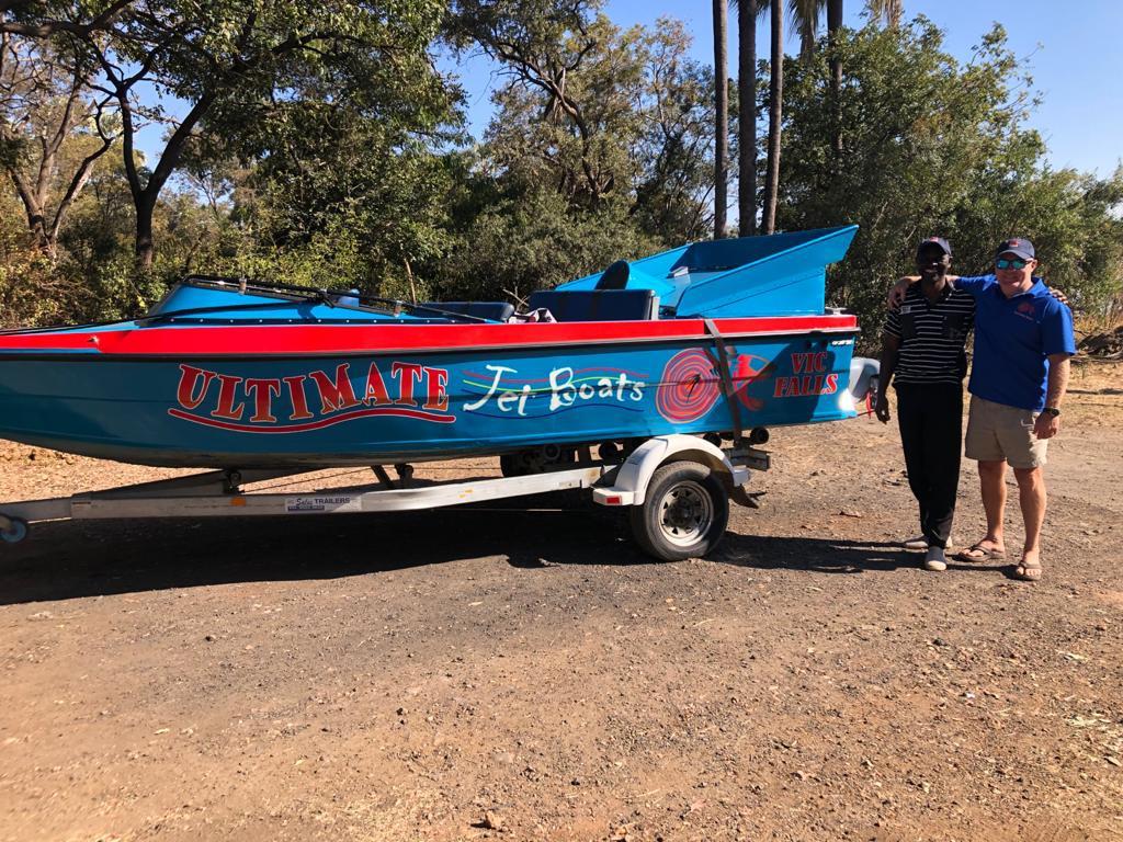 Ultimate Jet Boats