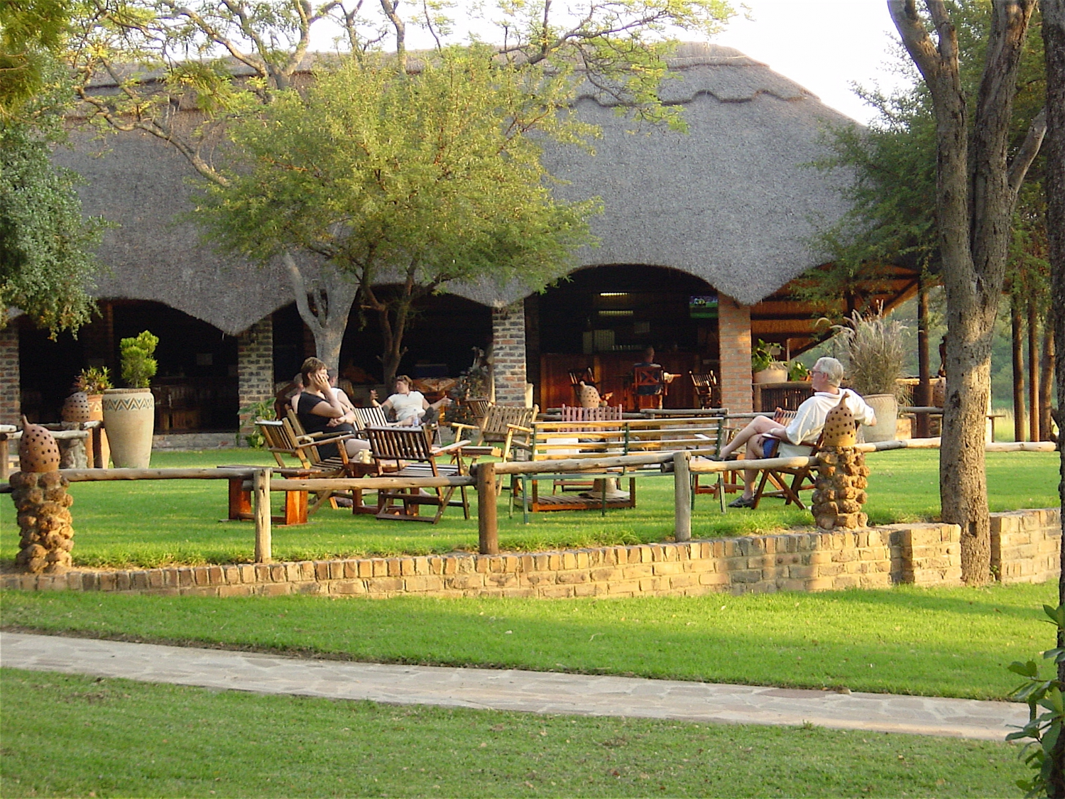 Antelope Park Ntaba Lodge Special