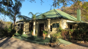 Farmhouse and Nguni Lodge Special