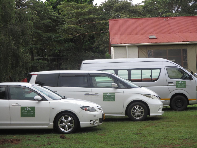 Kariba Transfers - Famba Afrika